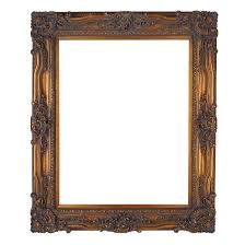 borders like frames enhance objects by making them the focal point