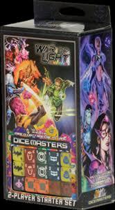 Dc Comics Dice Masters War Of Light Dice Masters Dc Comics War Of Light Starter