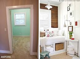 Reading Room Guest Bedroom Nook The Lettered Cottage 600x450