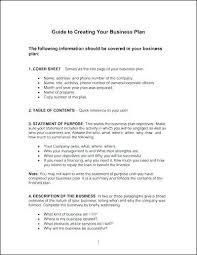 Simple Business Plan Template Word Elegant Free Small