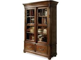 Office bookcases with doors 24 Inch Riverside Sliding Door Bookcase 24537 Pamaro Shop Furniture Home Office Bookcases Pamaro Shop Furniture Sarasota And