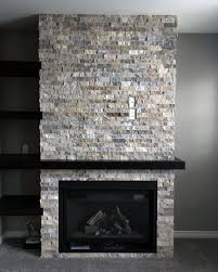 fireplace designs stone indoor