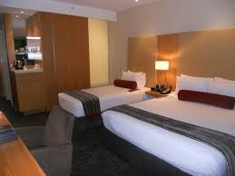SKYCITY Grand Hotel: Double room (1 king-size bed & 1 twin)