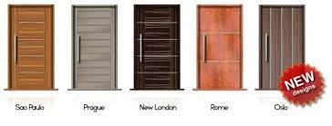 Front Door Chic Contemporary Double Front Door For House Ideas Solid Wood Contemporary Front Doors Uk