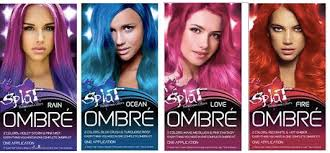 Splat Hair Dye Color Chart All Splat Hair Dye Colors Find Your Perfect Hair Style