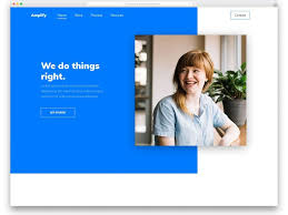 Page Design Templates 38 Free Bootstrap Landing Page Templates With Modern Design 2019