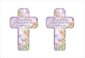 21 Christian Bookmark Templates Free Sample Example Format