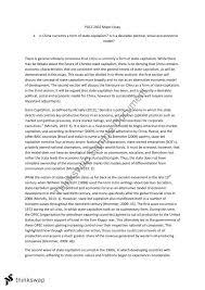 pols major essay by chris cooper pols pols2402 2013 major essay by chris cooper