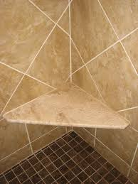 installing tile shower and floor