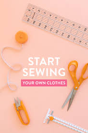 Design And Sew Your Own Clothes How To Start Sewing Your Own Clothes Sarah Hearts