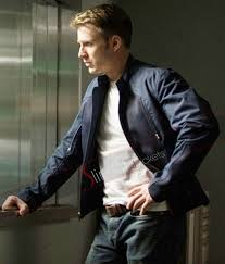 slimfitjackets chris evans captain america the winter solr leather jacket is fully stylish and fashionable and very popular in all the youth now a