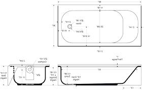 standard tub height standard bathtub size info with bath tub prepare