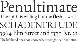 Best Fonts For Resumes Standaloneinstaller Com