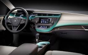 2015 Toyota Avalon - Information and photos - ZombieDrive
