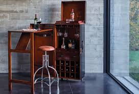 bar trunk furniture. Step Into A World Of Sepia-toned Nostalgia And Wallow In The Sophistication  Time Gone By With These Trunk Bars From Authentic Models. Bar Furniture