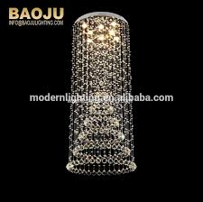german crystal modern stair chandeliers pendant lights with regard to new house german crystal chandeliers decor