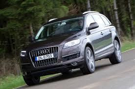 Audi Q7 3.0 TFSI Quattro SE review | Autocar