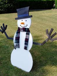 accessorize finished snowman