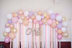 wall decoration balloons