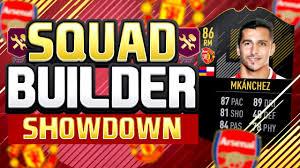 fifa 18 squad builder showdown sanchez vs mkhit fifa 18 swap deal duel