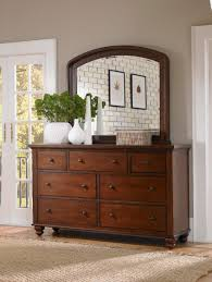 Mirrors For Bedroom Dressers Furniture Captivating Bedroom Design Ideas With Dark Brown Small