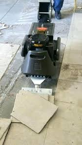 Tile Removal Machine Rental