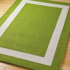 lime green outdoor rug designs