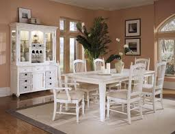 wooden dining room furniture. Fantastic White Wooden Dining Table And Chairs Round Room How To Paint A Furniture