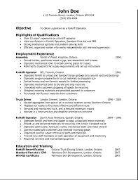 warehouse skills for resume
