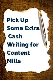 pick up some extra holiday cash writing for content mills pick up some extra holiday cash writing