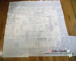 How to piece batting scraps together - Part 1 - The Crafty Quilter & And ... Adamdwight.com