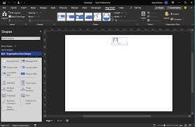 Using Visio Org Chart Wizard To Work With Exchange Online