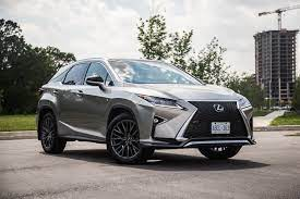 Review 2017 Lexus Rx 350 F Sport Canadian Auto Review Intended For Lexus Rx 2017 F Sport