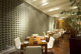 Indian Restaurant Interior Design Minimalist Unique Decorating Design