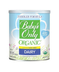 <b>Baby's Only Organic</b>® Dairy Toddler Formula | Nature's One