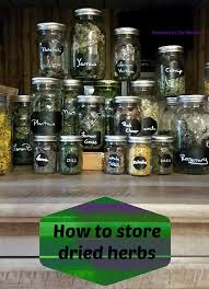 how to herbs