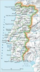1.1 morfologia la struttura geologica del p. Portogallo Nell Enciclopedia Treccani