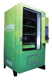 Vending Machine Laws Extraordinary ZaZZZ' Marijuana Vending Machine Breaks Ground In Colorado
