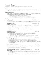 Sample Cook Resume – Resume Sample