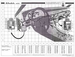 2 litre ghibli ii production index to dashboard schematic electrical diagram