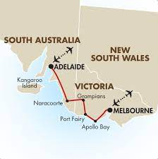 melbourne to adelaide self drive