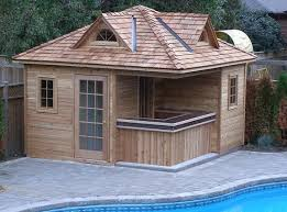 pool house tiki bar. Perfect Bar 13 By Tiki Bar Cabana Or Tiny House 2 Pool Cabanas As Tiny Houses Throughout House Tiki Bar U
