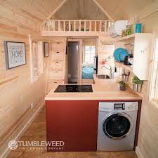Small Picture Top Laundry Units for Tiny Homes Tumbleweed Houses