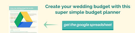 How To Create A Wedding Budget: An Easy Step-By-Step Guide ...