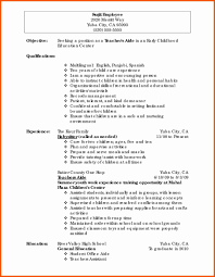 97 Child Acting Resume Template No Experience Child Actor Sample