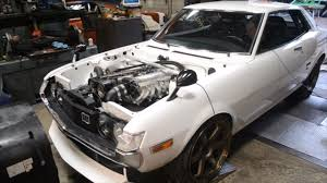 1975 Toyota Celica with a 1,000 WHP 2JZ – Engine Swap Depot