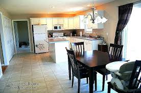 tips for turning your small kitchen into an eat in round table
