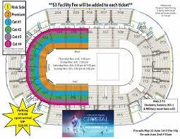 38 Ageless La Nouba Theater Seating Chart