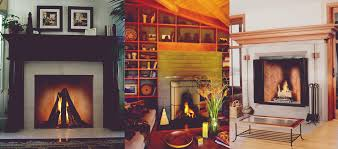 rumford fireplaces are tall and shallow to reflect more heat and they have streamlined throats to eliminate turbulence and carry away the smoke with little