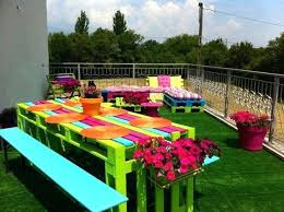 diy garden furniture diy outdoor furniture cushion covers